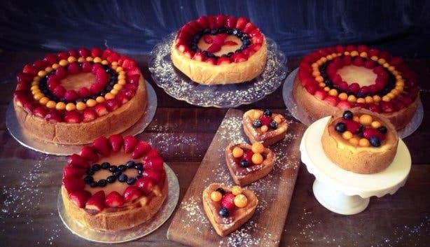 Dinkel Bakery cake tart 2017