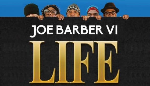 Joe Barber 6 Life