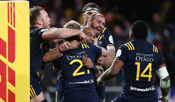 Highlanders Super Rugby Fixtures 2018