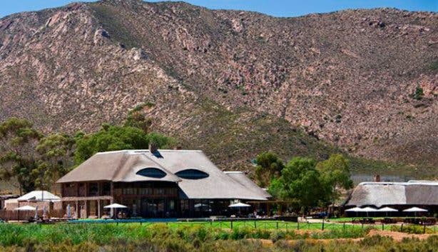Aquila Game Reserve Chalet