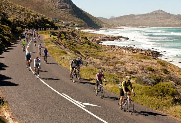 2018 Cape Town Cycle Tour 2