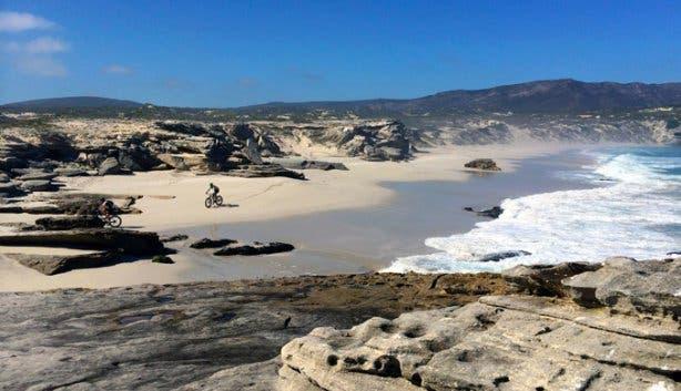 Fatbike Beach Bicycle Tours Western Cape