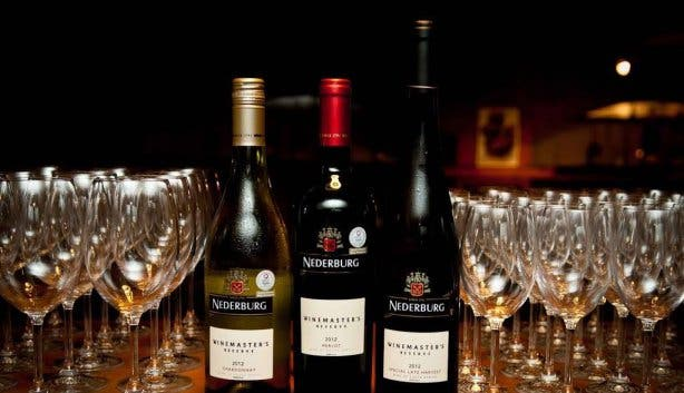 Come Wine with Us with Nederburg