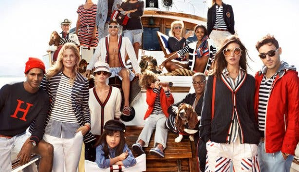 172f56686 Topshop and Tommy Hilfiger at the V A Waterfront