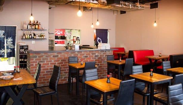 Obi Restaurant Interior