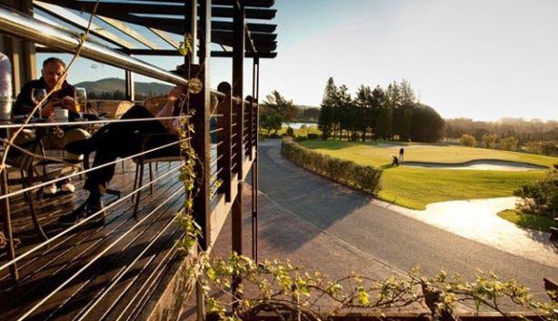 Devonvale Restaurant View