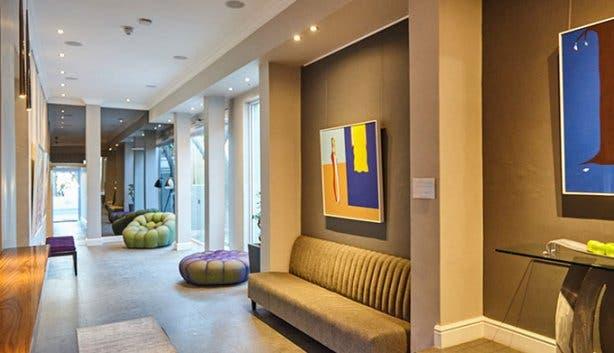 Cloud 9 Boutique Hotel & Spa Reception 2