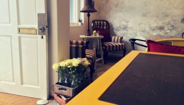 Batavia Cafe in Cape Town