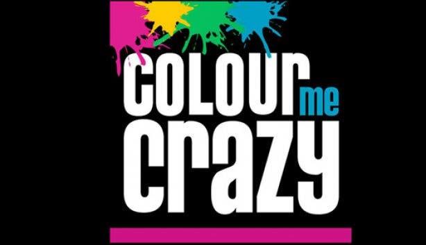 Crazy Colours Colour me Crazy Run And Colour