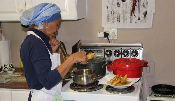 cooking class zainie bo-kaap