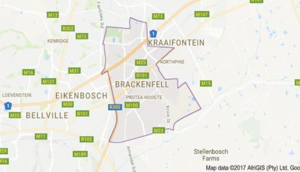Spend a day in brackenfell