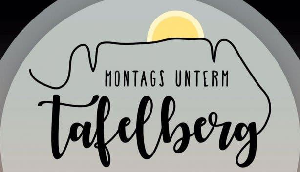 Montags unterm Tafelberg