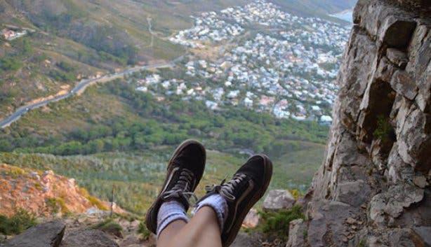 Wanderschuhe Kapstadt