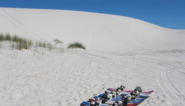 Atlantis Sandboarding Boards