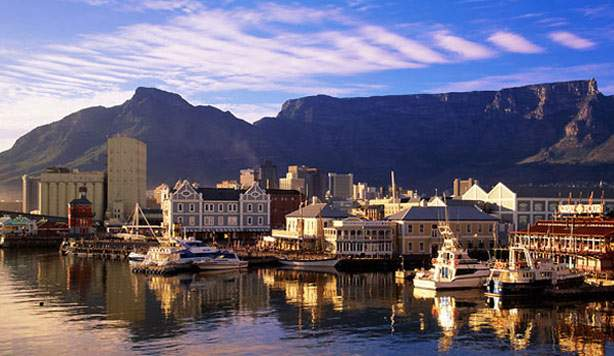 cape town waterfront table mountain nicest