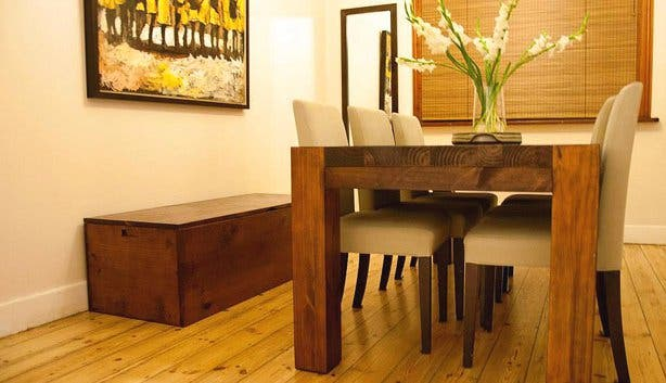 Dining table from Eco Furniture Design