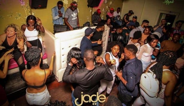 Jade Lounge champagne bar
