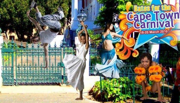 Cape town carnival gardens