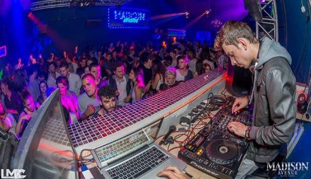 Madison Avenue DJ