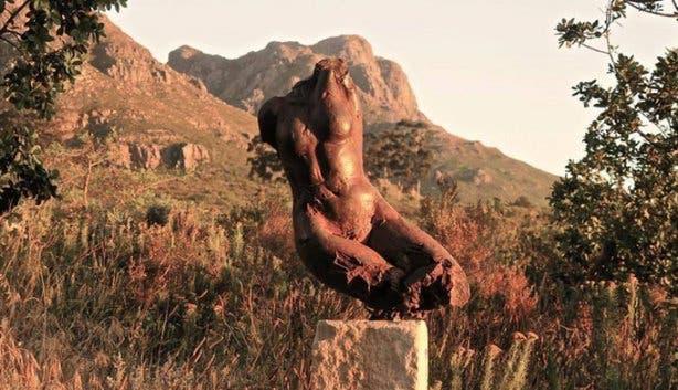 Dylan Lewis Sculpture Garden 3