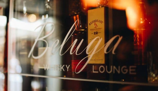 Beluga Whisky Lounge