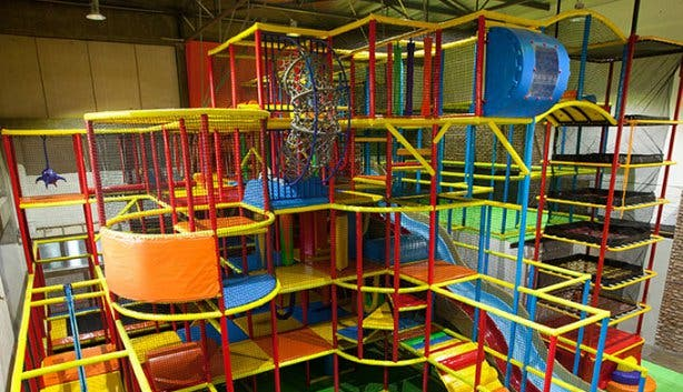 be.UP Park Maze