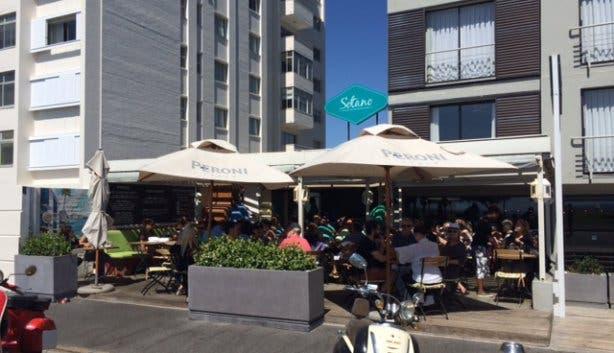 Sotano cafe Kaapstad