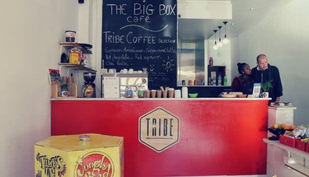 The Big Box Board Games Cafe in Cape Town