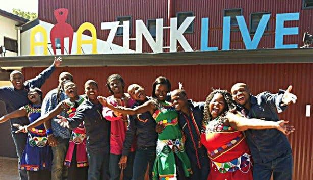AmaZink Live Kayamandi Stellenboschd