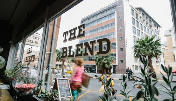 The Blend Coffee Shop Cape Town