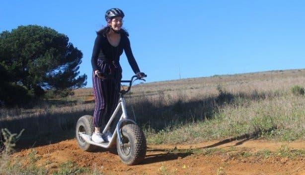 Scootours Flow Trail Middelvlei Wine Farm