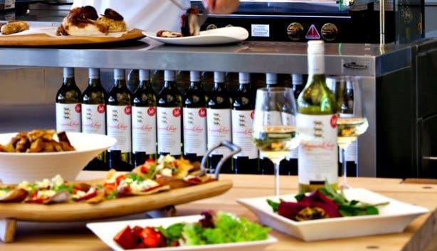 Franschhoek Summer Wines Food