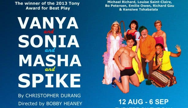 Vanya and Sonia and Masha and Spike at Theatre on the Bay