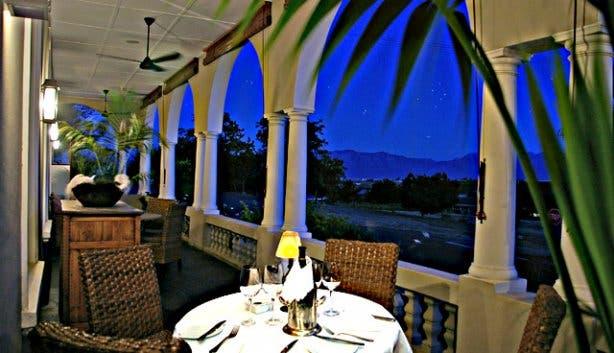 Royal Hotel Dinner