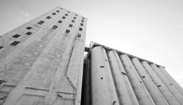 Grain Silo Location of Zeitz MOCAA