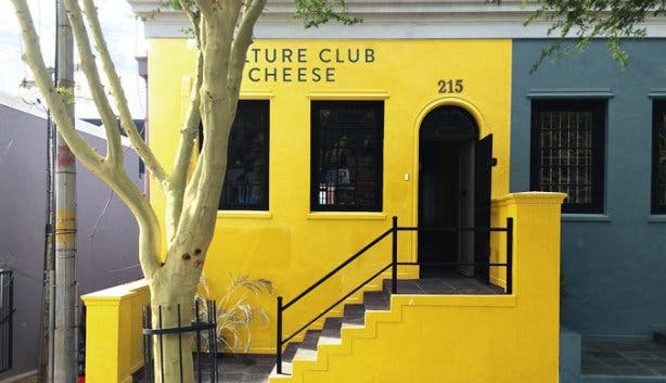 Culture Club Cheese Shop Cape Town