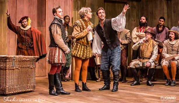 Shakespeare in Love - 1