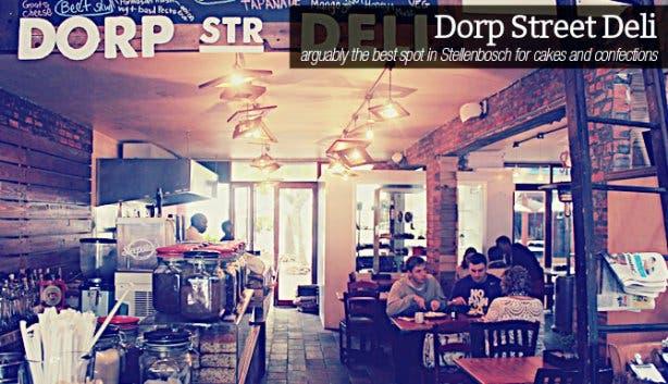 Dorp Street Deli Restaurant in Stellenbosch