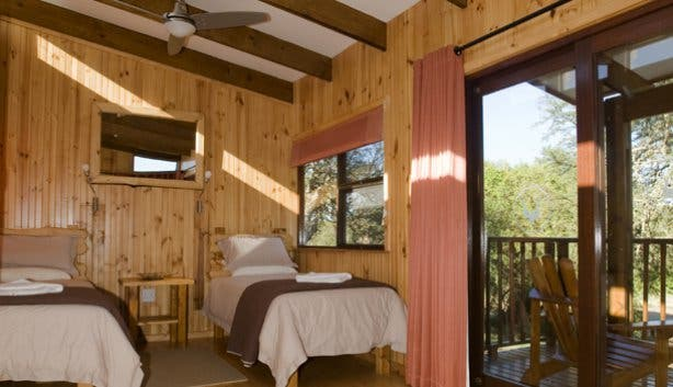 Accommodation at Bontebok National Park