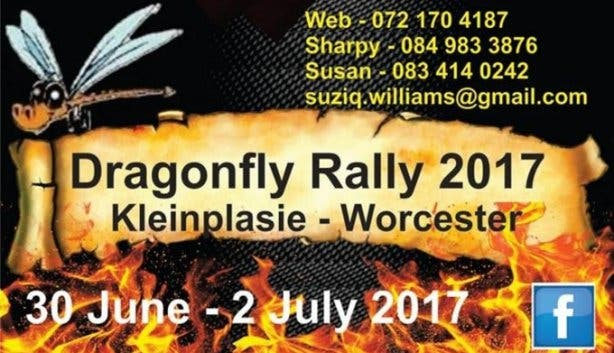 Dragonfly rally