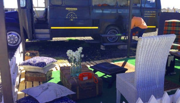 4Roomed eKasi Culture Food Truck and Pop-up Restaurant