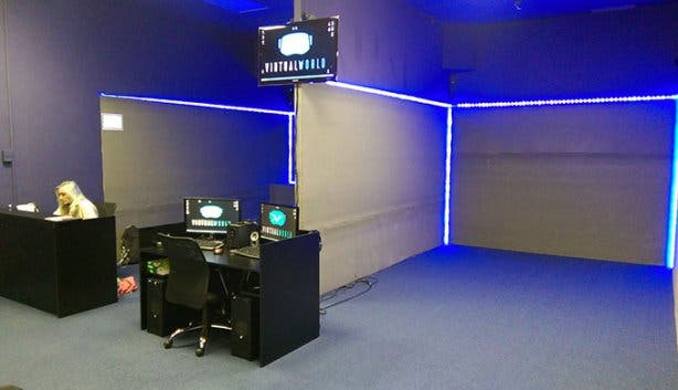 Virtualworld Rooms