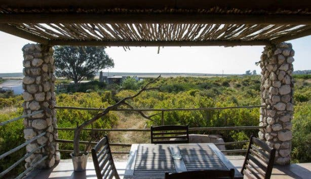 Accommodation at Thali Thali Game Lodge West Coast