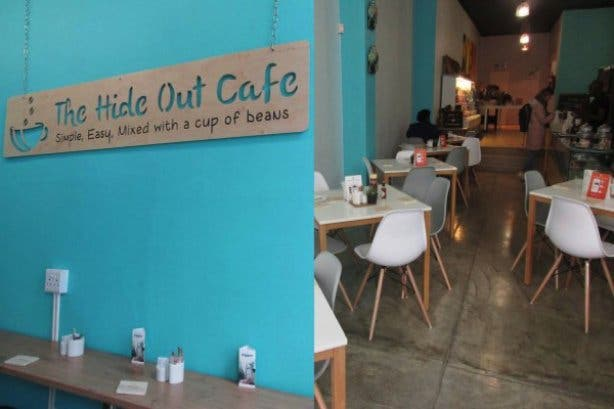 Hide Out Cafe