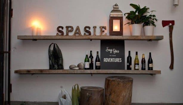 Spasie Underground Restaurant and Events Venue Decor