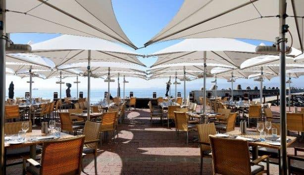 Terrace at Radisson Blu Hotel Waterfront