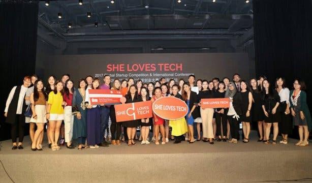 She Loves Tech 4
