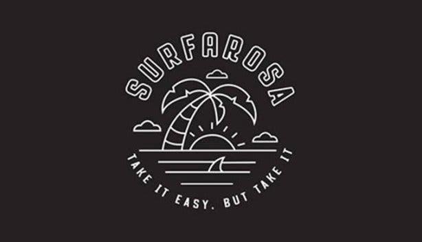 SurfArosa Logo