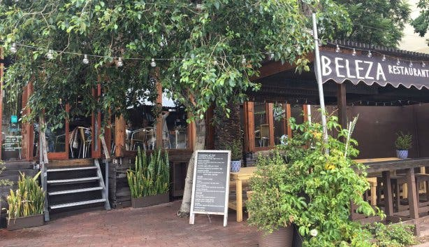 Tamboerskloof Beleza Restaurant