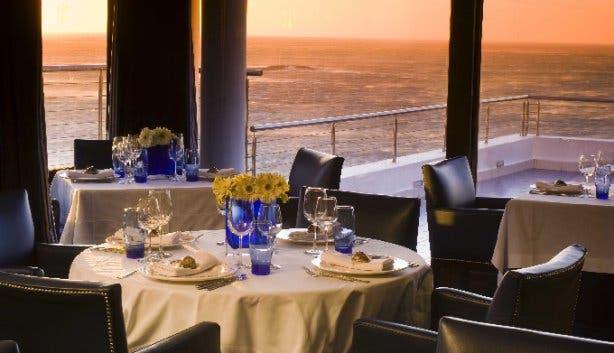 Azure Restaurant Tables
